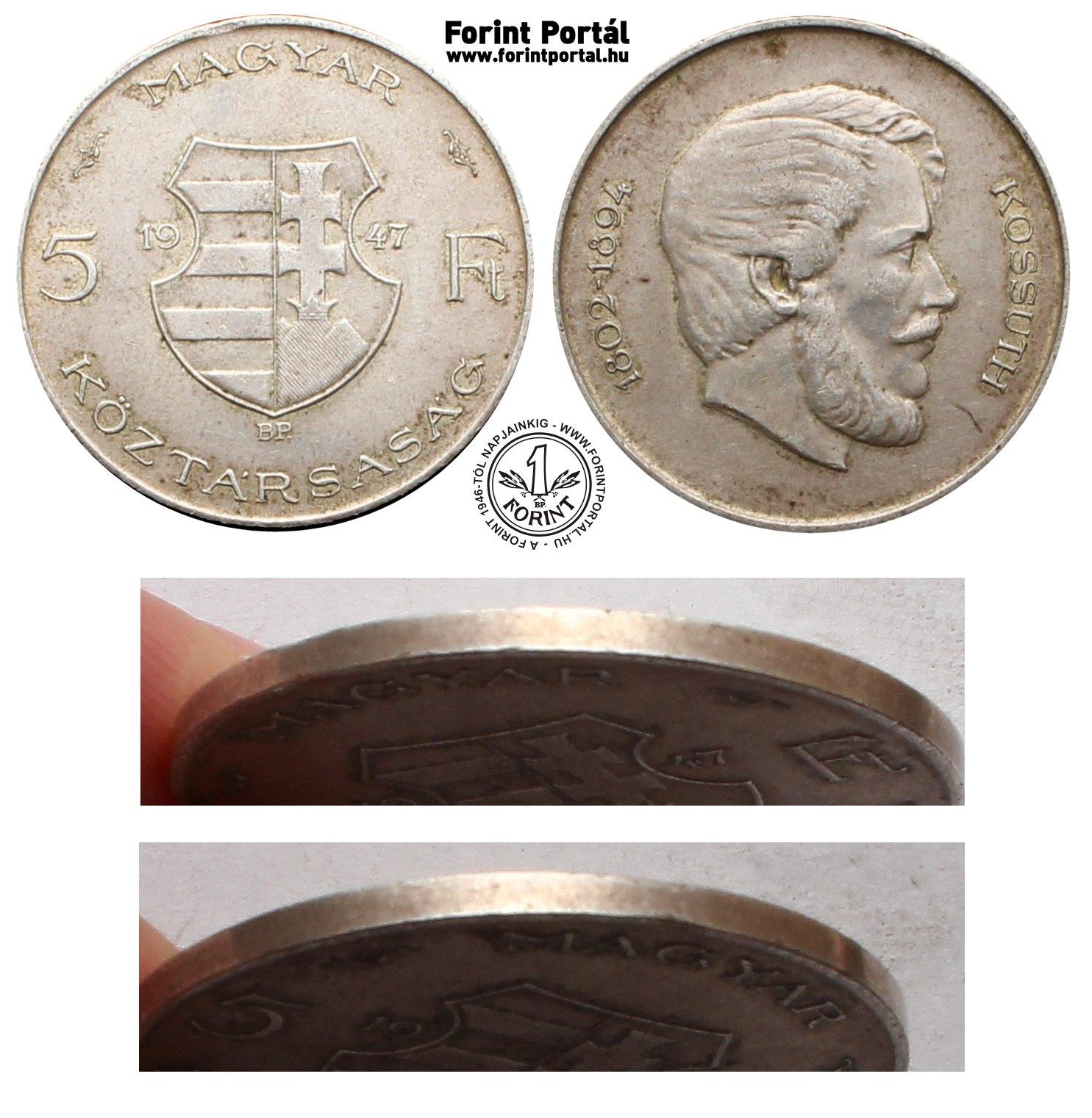 http://www.forintportal.hu/ritkasagkatalogus/5_forint/www_forintportal_hu_1947_5forint_peremirat_nelkul.jpg